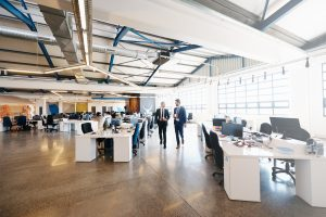 How an Uptick in Collaborative Workspaces Could Affect the Demand for Commercial Real Estate on morrissegroup.com