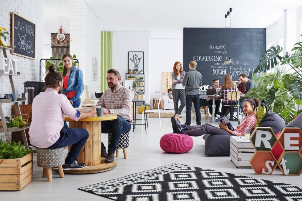 Third Spaces are Transforming Offices – Again on morrissegroup.com