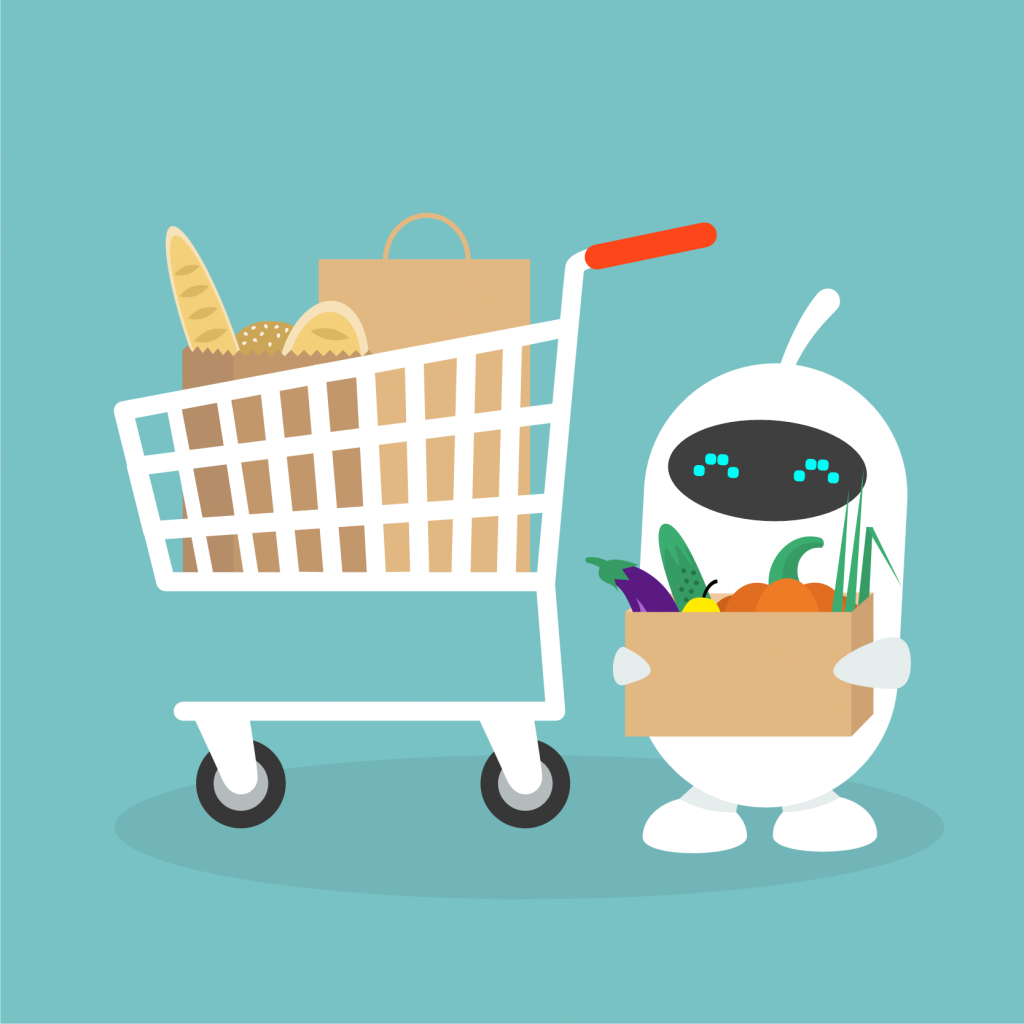 Who's Bagging Your Groceries? Robots! - Commercial Real