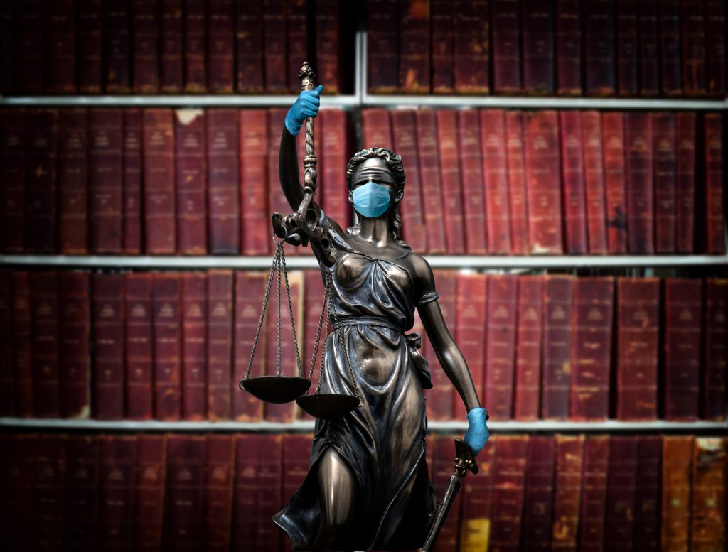 The Looming Legal Challenges of COVID-19